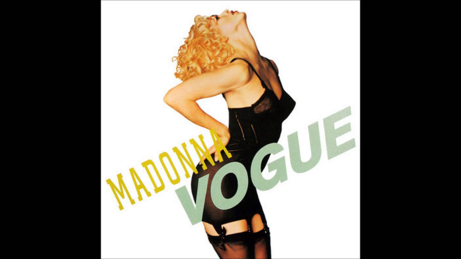 Madonna Vogue DJ Bianco Video Mix