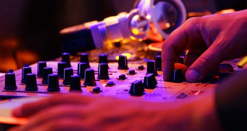 Sonorização para Festas e Eventos